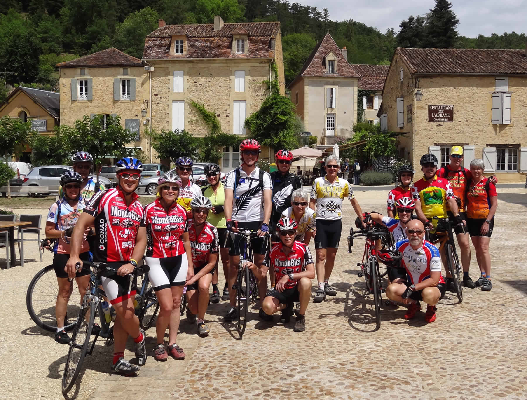 Tandem Tour of Provence